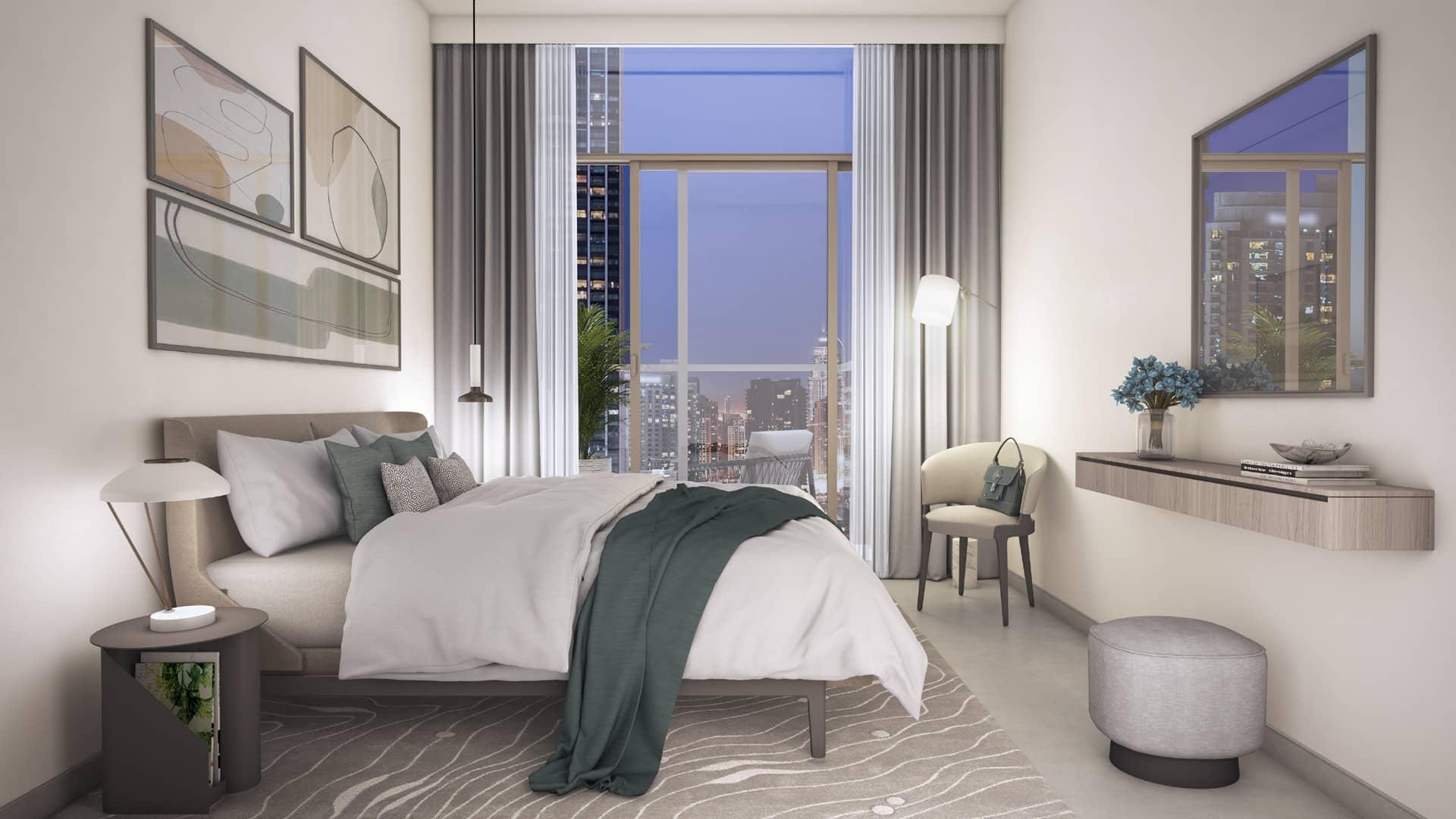 Apartment for sale in Dubai, UAE, 3 bedrooms, 126 m2, No. 24271 – photo 1