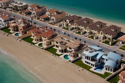 In the last quarter of the outgoing year, villas will be in high demand in Dubai