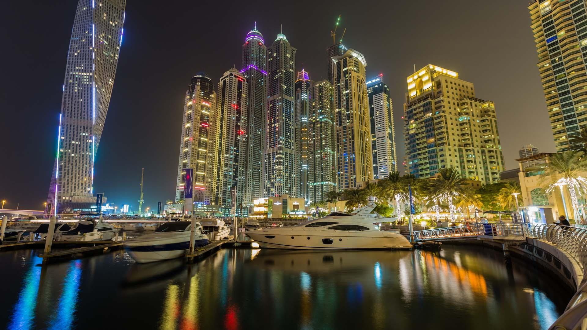 Dubai Marina - 7
