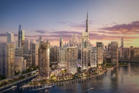 Mega-project from Select Group will transform the Business Bay area