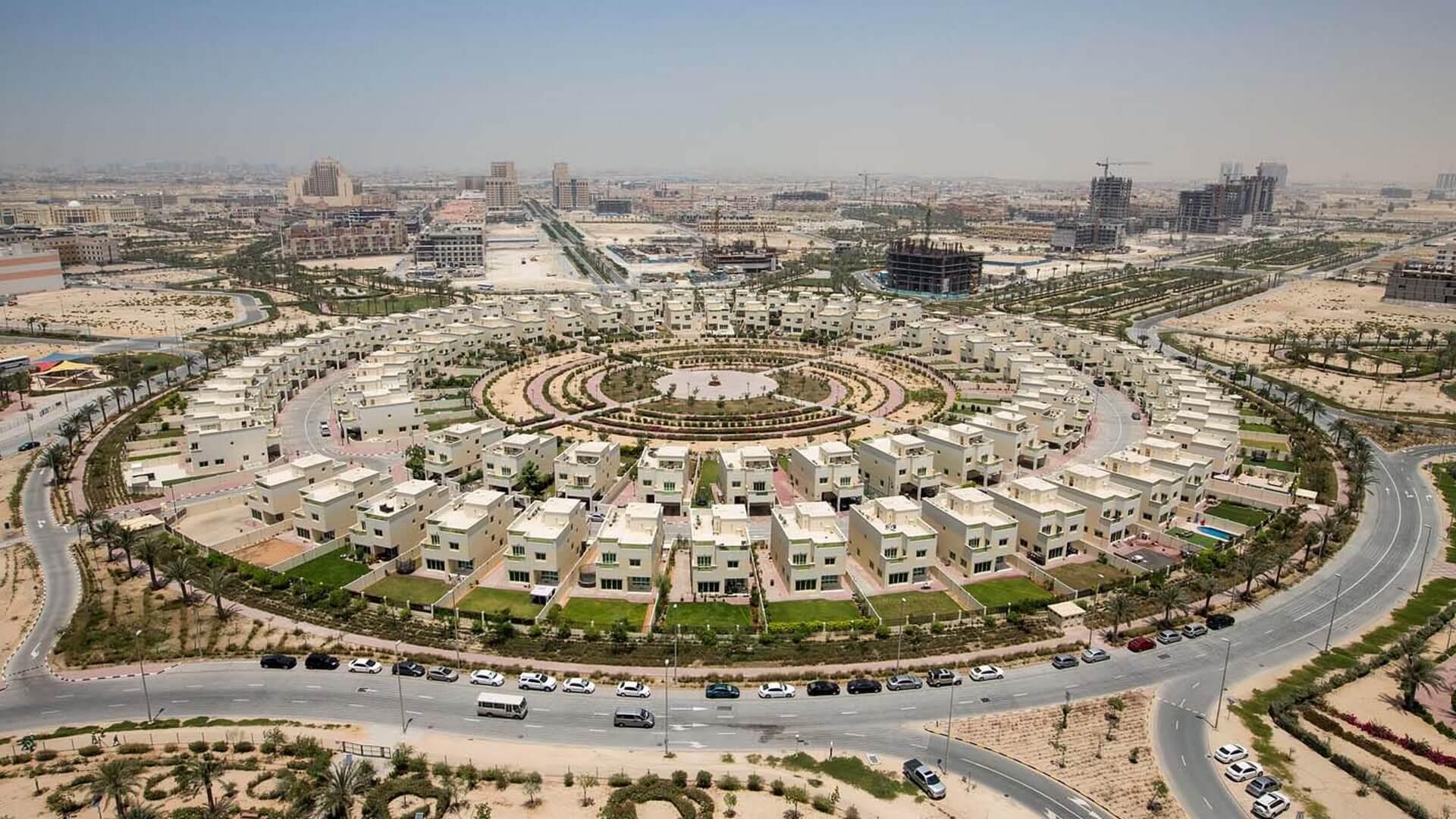 Jumeirah Village Circle (JVC) - 13